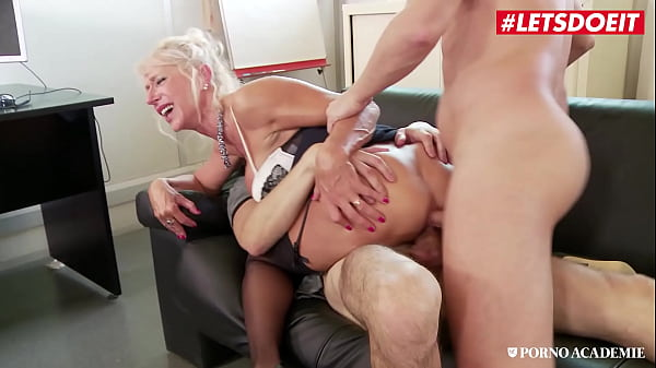LETSDOEIT - #Marina Beaulieu - Perv French Teac...