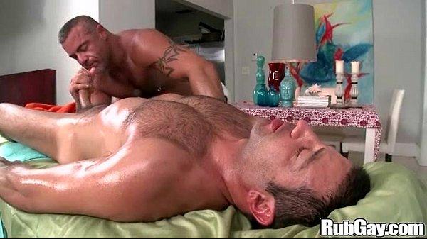 Rubgay Muscule Latino Massage