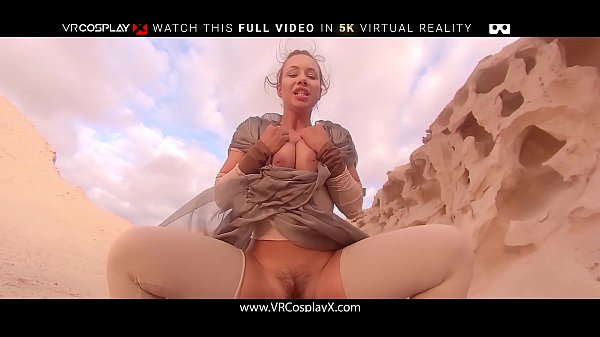 VRCosplayX Big Titted Taylor Thanks With Her Pussy In Star Wars XXX