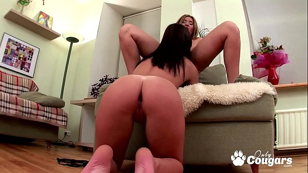 Stacy and Lera Finger Fuck Each Others Asshole