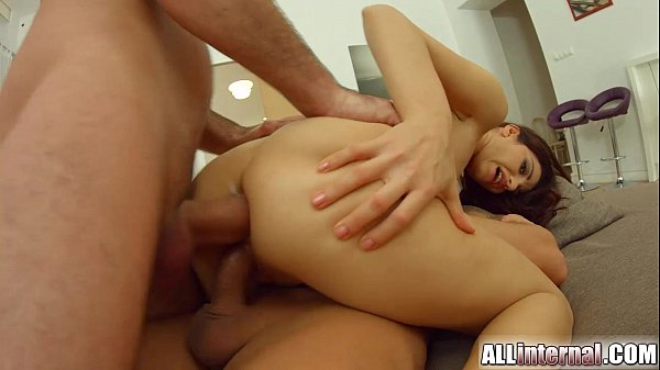 All Internal Russian double penetration and anal creampie Thumb