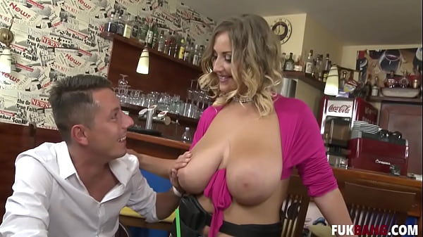 Cristal Swift Waitress Gets Attention Thumb