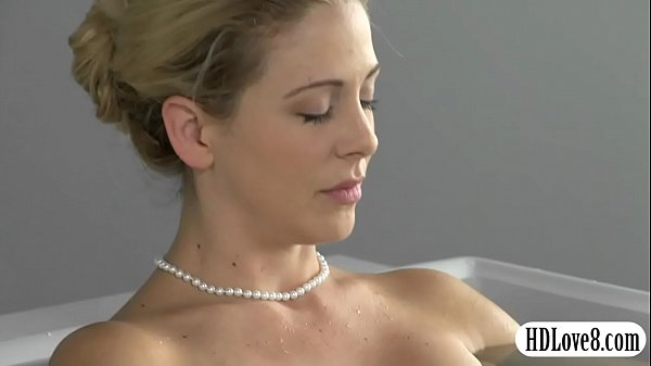 Glamour MILF Cherie Deville pussy banged by her handsome man Thumb