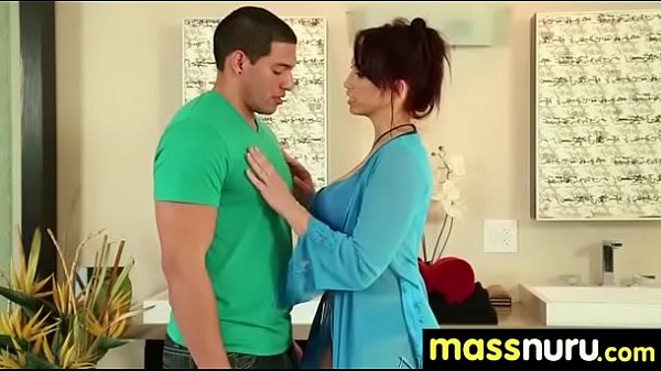 Japanese Masseuse Gives a Full Service Massage 9