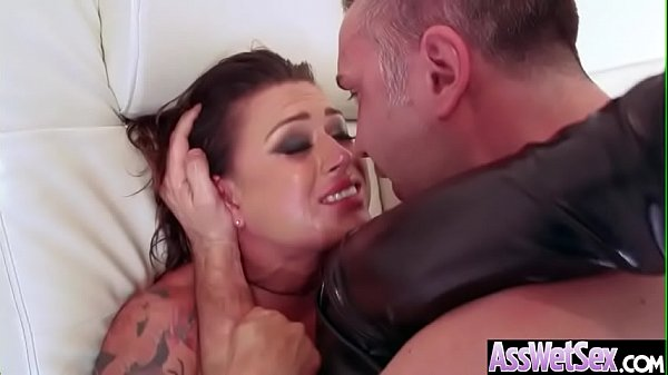 Anal Hardcore Bang With Big Ass Horny Girl (Eva...