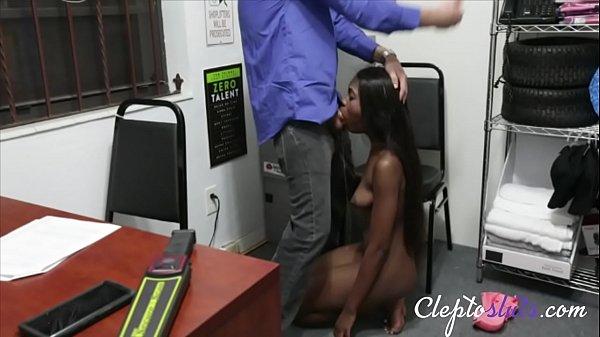 Ebony Hot Slut With Big Tits Gets f. Fucked For...