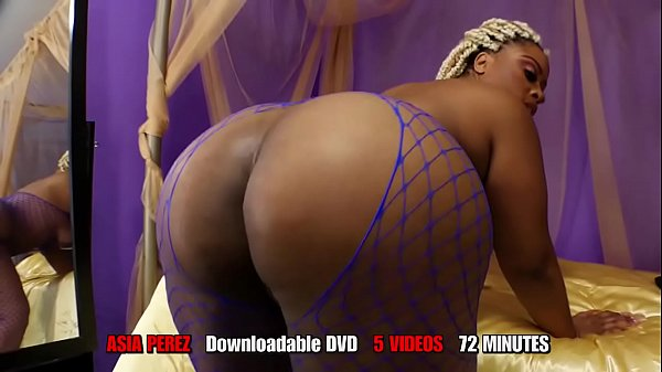 Asia Perez Volume 3 - Thick Dominican Big Booty Stripper Shows Them Lil Bitches How It's Done, LOL