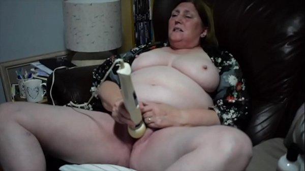 58yr old amateur GILF wife exposed masturbating