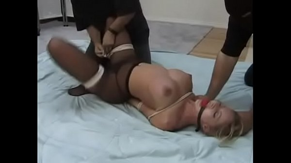 Amber Michaels group tied Thumb