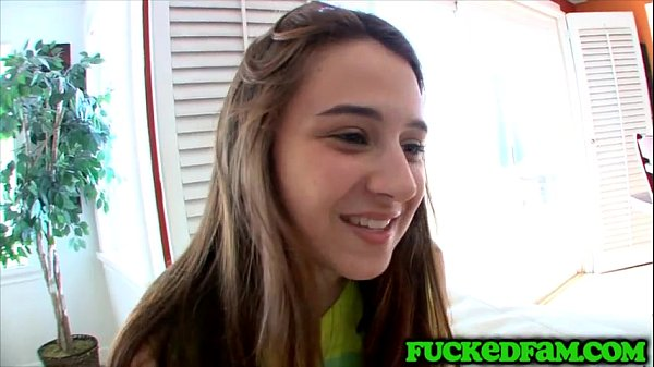 Stubborn teen Elektra Rose knows what stepdad wants