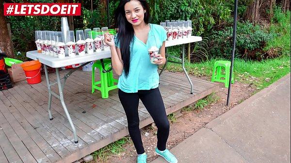 MAMACITAZ - #Juliana Davila - Petite Latina Loves Riding Big Cock