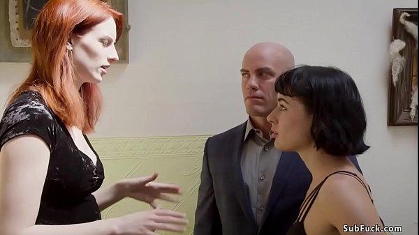 Dude anal fucks gfs redhead stepsister