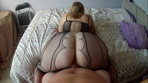 Lingerie very sexy for Nini Divine who makes me a reverse cowgirl unimaginable with his big round ass  ! Thumb