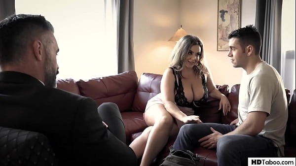 Stranger Cock Is The Gift For The Anniversary – Charles Dera, Natasha Nice, Dante Colle