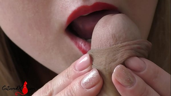 Horny Wife Sensual Blowjob and Cum in Mouth POV...