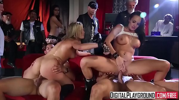 DigitalPlayground - Sisters of Anarchy - Episode 6 - A Hard Bargain