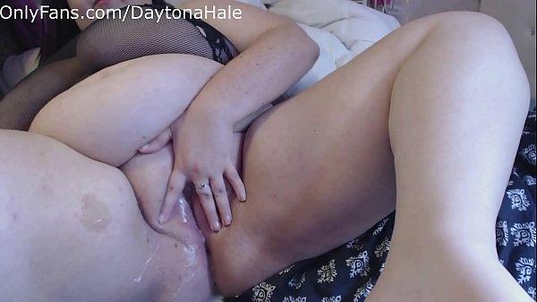BBW Daytona Hale Begs For Cum Deep In Her Pussy!