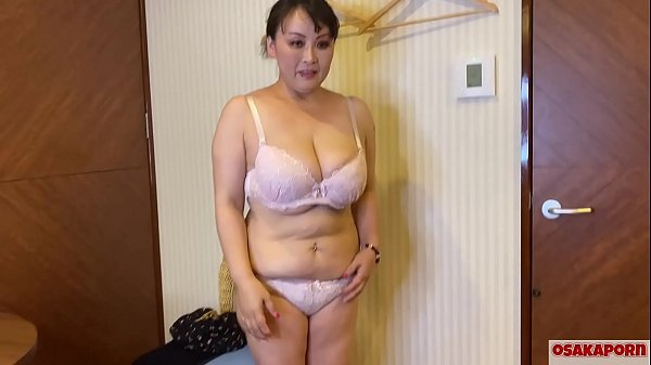 54 years old Japanese fat mama with big tits talks in interview about her fuck experience. Old Asian lady loves masturbation with sex toy.  MILF BBW Osakaporn