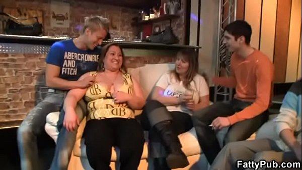 Boozed fat girls wanna more fun with guys!