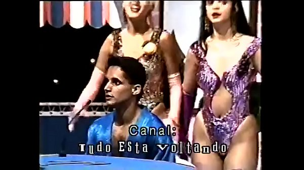 Cocktail (28/11/1991) Brazilian TV
