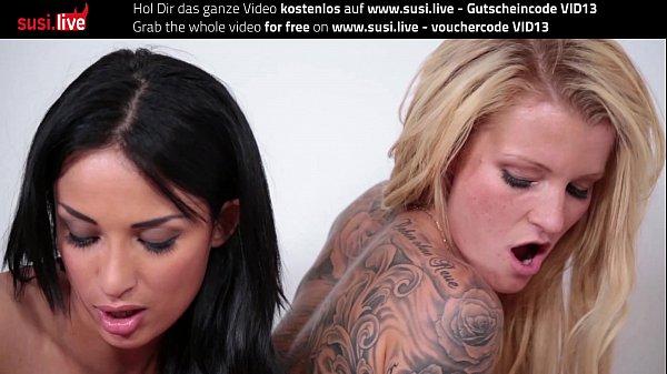 9 1/2 Seconds Part2  - Lesbian fun in store