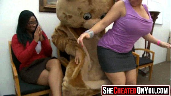 53 Crazy Cheating whores suck of stripper at cfnm party39