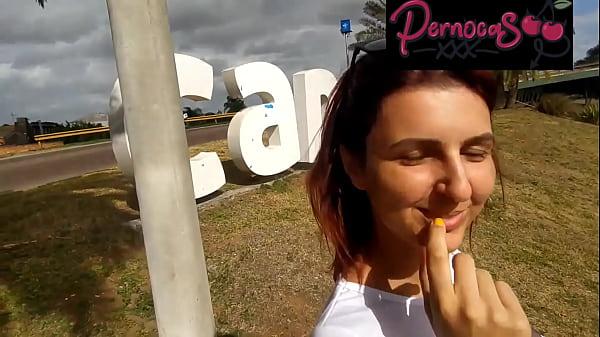 Uber da Pernocas em Canoas, com as irmãs que gravam pornô MANAS BAEZ
