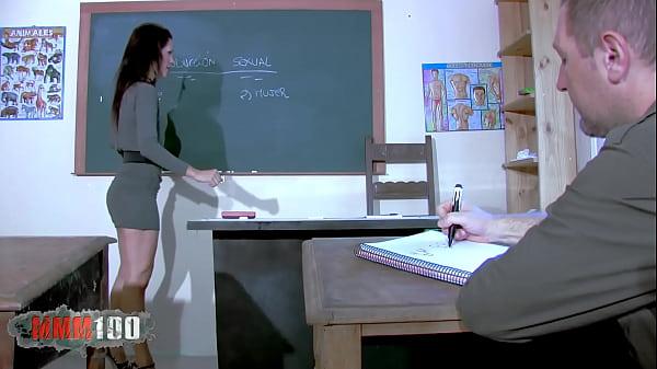 Teacher Samia Duarte Fucks Her Student Thumb