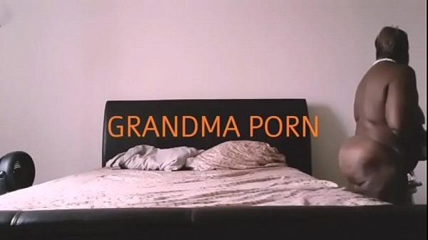 Young boy fuck big booty ebony grandma