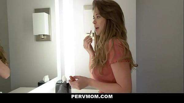 My Extra Thick Stepmom - Emily Addison - FULL SCENE on http://PervMoM3x.com