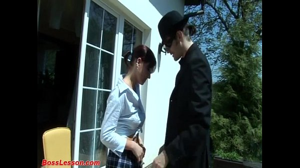 teens fist anal lesson by our boss