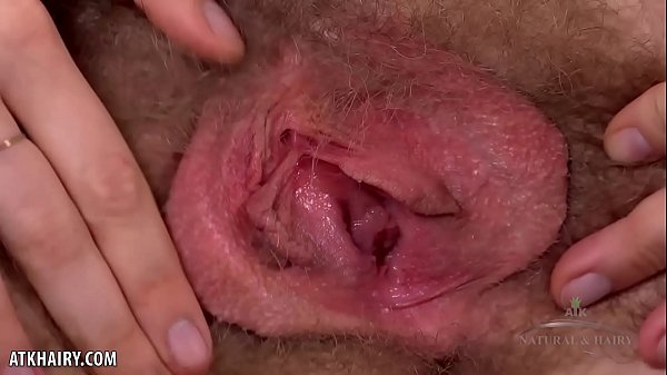 Apricot Pitts rubs her amazing hairy bush for you