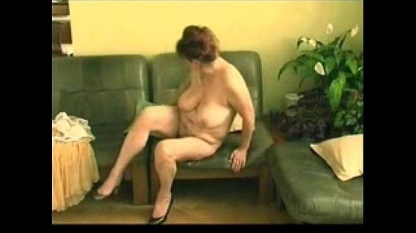 Enjoy my mature wife masturbating Amateur older