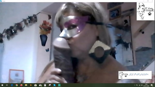 Exotic cougar on skype Thumb