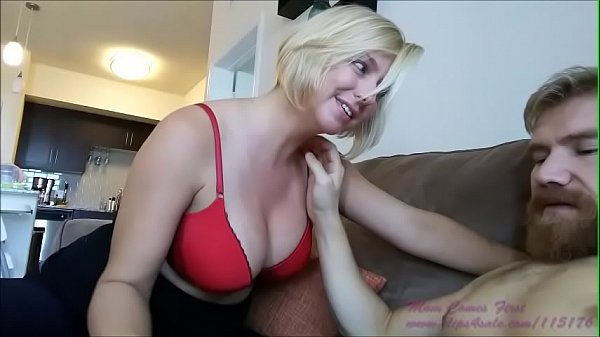 Milf Makes a Sex Tape pt.2 - Mom Comes First Thumb
