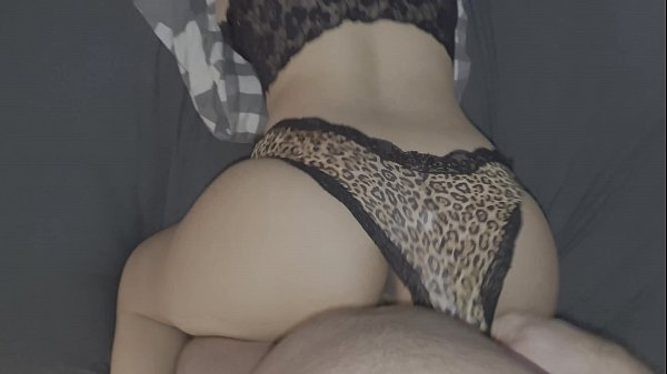 Fucking my ex boyfriend for the last time and filling my pussy with milk