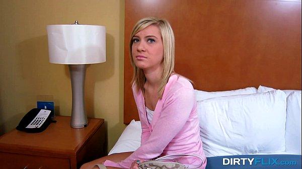 Dirty Flix - Shocked, but still ready to fuck Chloe Brooke teen porn