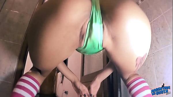 Perfect Ass Teen Twerking The House! Hot Ass Latina!