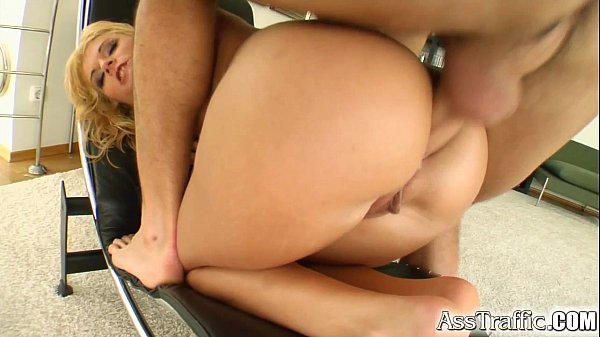 Ass Traffic Victoria's his reverse cowgirl during this ass fuck