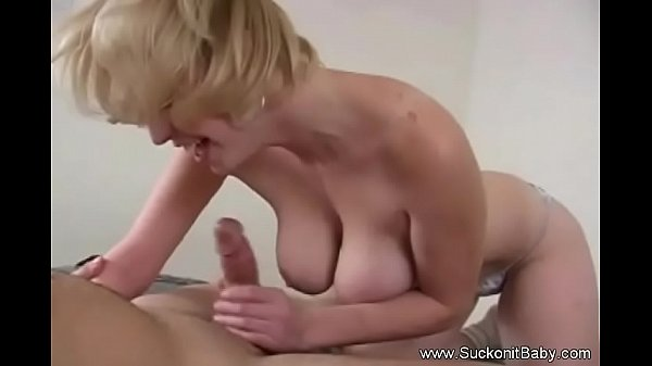 Peaches And Cream Blonde BJ