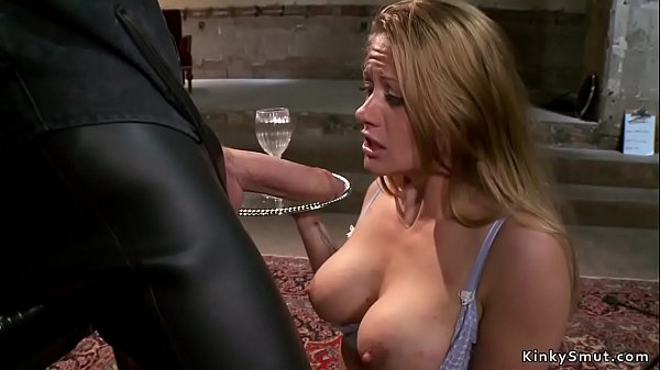 Busty Milfs sucking and anal fucking