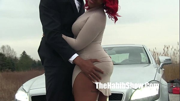 phatt ass big booty thick red banged by jovan r...