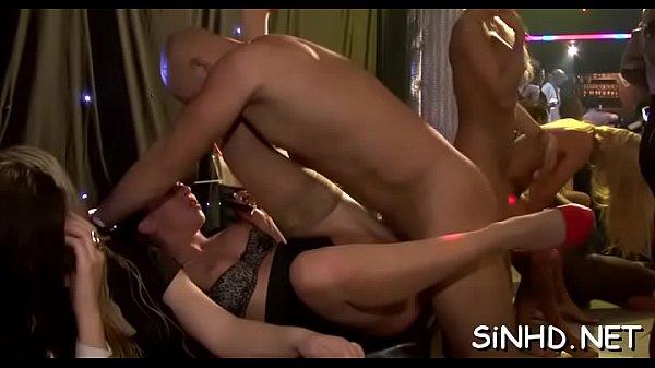Key party porn
