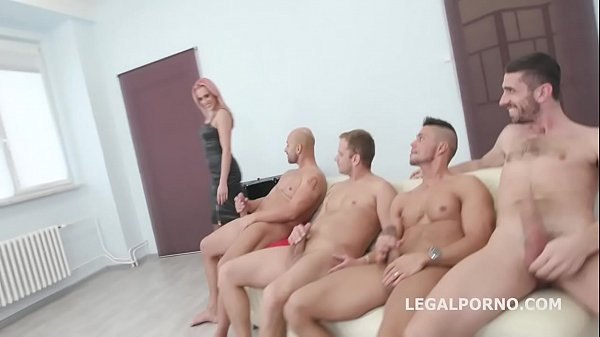 Dirty Slut Brittany Bardot Almost All Double Anal Penetration with Tunnel Vision