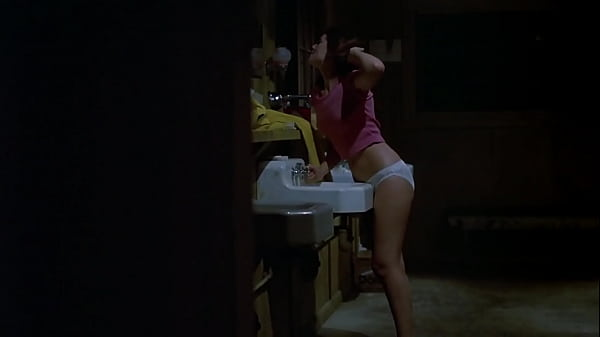 Friday the 13th (1980): Sexy Nude Underwear Girl