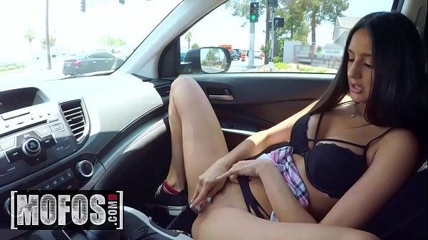 Stranded Teens - (Eliza Ibarra) - Getaway Driver - MOFOS