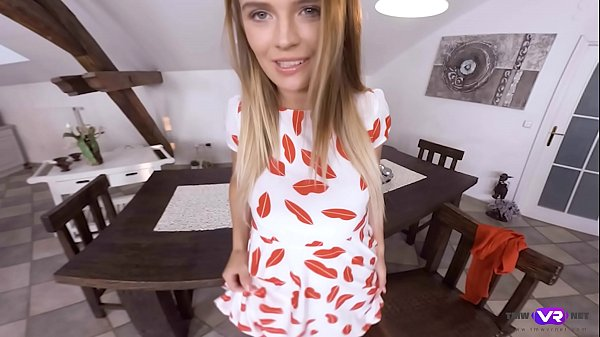 TmwVRnet.com - Timea Bella - Sweets and orgasm go hand in hand