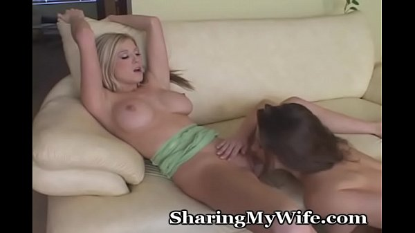 Playtime With Two Lesbians