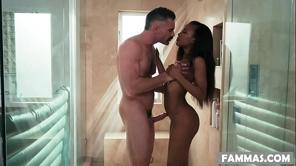 I'm Your StepFather And I'm Here For The Massage! - Demi Sutra and Charles Dera