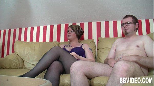 BBW german whore gets double fucked